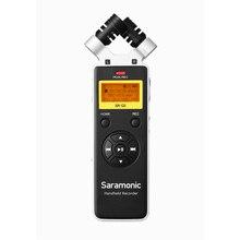 Saramonic SR Q2 Q2M Handige Video Audio Recorder Dslr Camcorder Smartphone Stereo Microfoon Interview Opname Microfoon