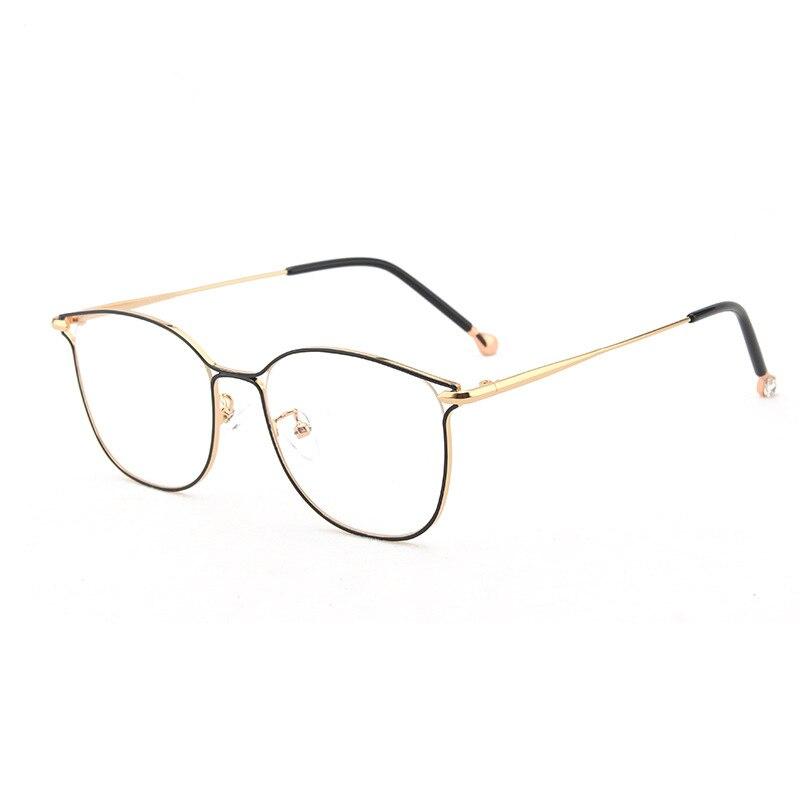 Anti Blue Light Blocking Glasses Computer Glasses Gaming Eyewear Ladies Cateye Glasses Frames Blue Ray Blocking Clear Lens