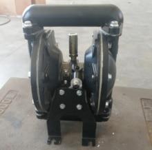 все цены на Diaphragm Pump Air QBY4-15 Flow rate 0-1.5 L/min Air operated Pneumatic diaphragm pump  Chemical Pump for Corrosive Resistance онлайн