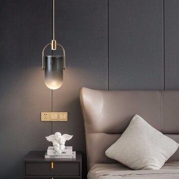 Hanging Light Fixtures Island-Lamp Industrial-Pendant-Lights Rustic Cafe Kitchen American