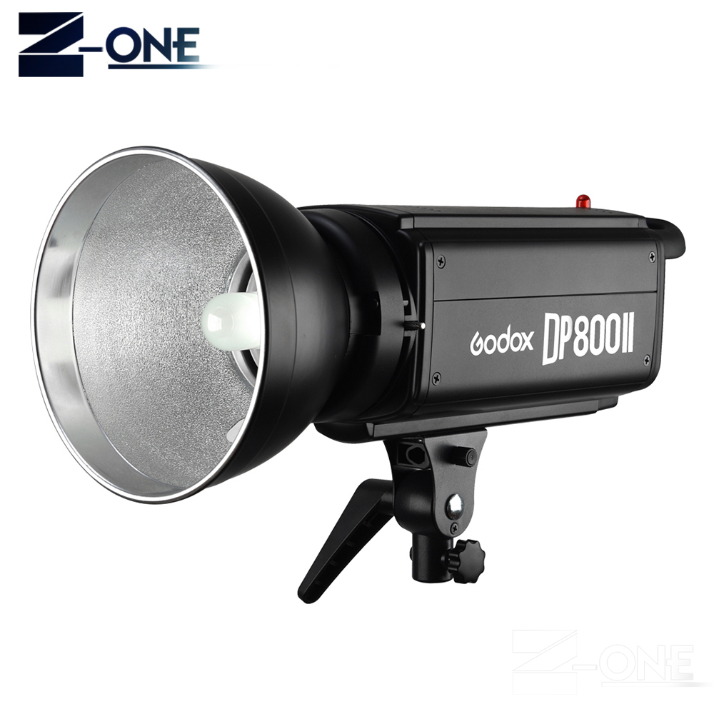 Godox DP800II 800Ws GN88 professionnel Studio stroboscope avec intégré Godox 2.4G sans fil X système offre profession tir