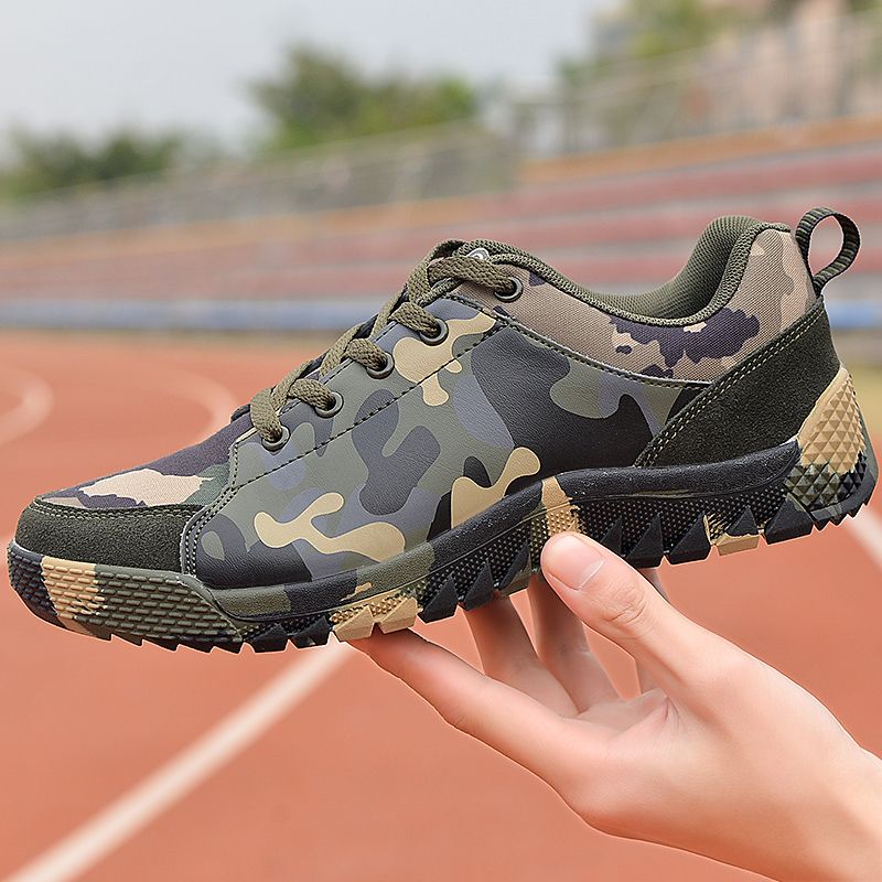 Best Selling Men Running Shoe Anti-Slip Women Gym Sneakers Camouflage Sport Trainers Ladies Designer Jogging Men Shoe Size 35-44