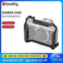 SmallRig X T4 Kamera Käfig für FUJIFILM X T4 Aluminium Legierung Käfig Mit Kalten Schuh Montieren/Nato Schiene Kamera Video Zubehör 2808
