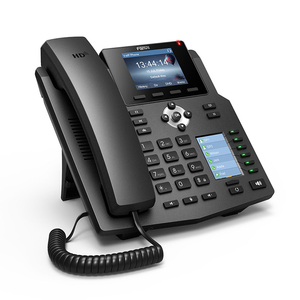 Image 3 - Fanvil X4 Enterprise IP Phone 4 SIP Lines Wireless Telephone For Home Office Fixed Phone HD Voice For EHS Wireless Headset VoIP