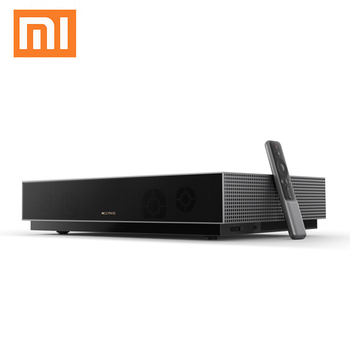 Xiaomi fengmi 4K Cinema Projector 3840 × 2160, DLP 1700 ANSI Lumens 2GB+64GB Android Wifi HDR10 Home Theater Beamer