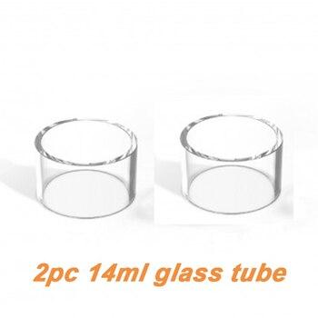 Tube de remplacement pour aromathérapie Steam Crave Plus V2, 8ML/14ML/18ML, 2 pièces/lot