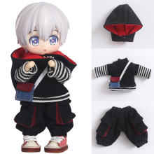 Sweater Doll-Accessories Ob11 Molly Baby Clothes Gsc Hat-Trousers Toys Girls for 1/12