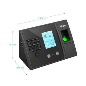 Image 5 - Aibecy Biometric ลายนิ้วมือเครื่องจอแสดงผล HD สนับสนุน Face ลายนิ้วมือรหัสผ่าน Multi Language
