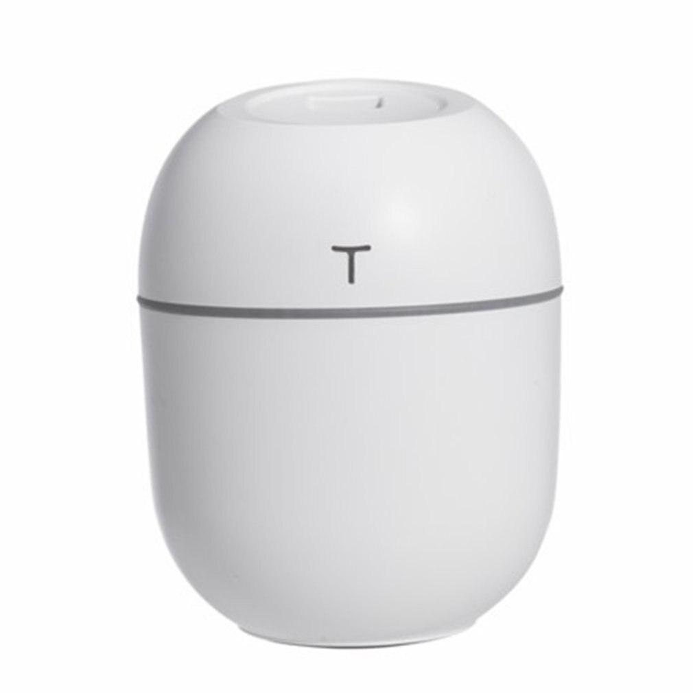 Large Air Diffuser Usb Capacity Mini Portable Alcohol Humidifier For Home Bedroom Humidifier 200ml Led Night Light Humidifier