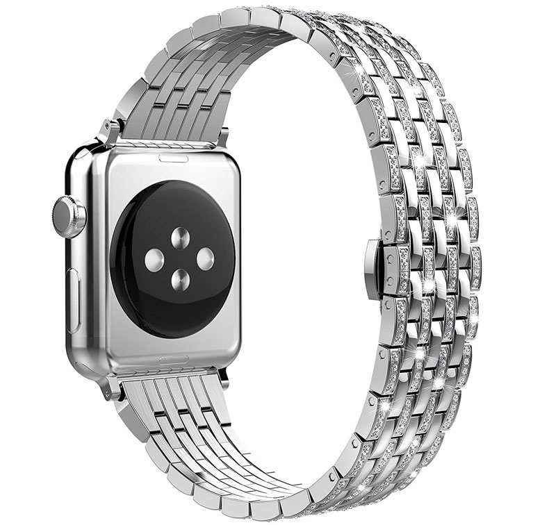Luxury Diamond Band for Apple Watch 17