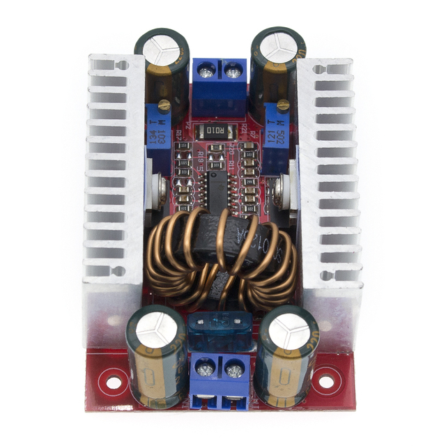 10PCS DC DC 400W 15A Step up Boost Converter Constant Current Power Supply LED Driver 8.5 50V to 10 60V Voltage