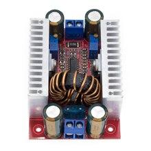 Convertidor de aumento DC DC 400W 15A, fuente de alimentación de corriente constante, controlador LED, voltaje de 8,5 50V a 10 60V, 10 Uds.