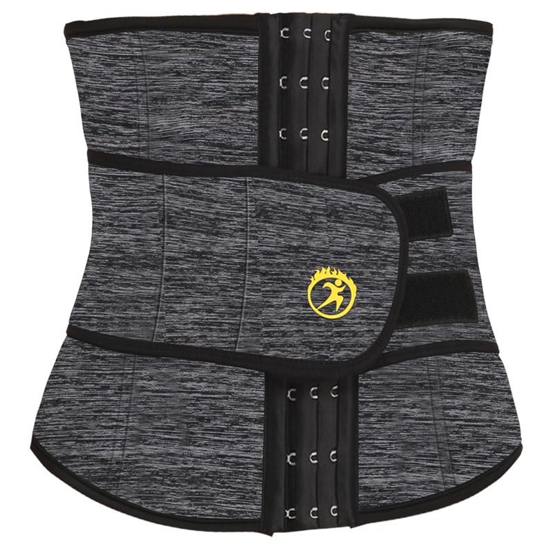LANFEI Men's Neoprene Thermo Body Shaper Waist Trainer 13