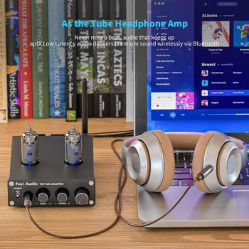 Power Amp Portable Headphone Amplifier For Home Passive Speakers 4
