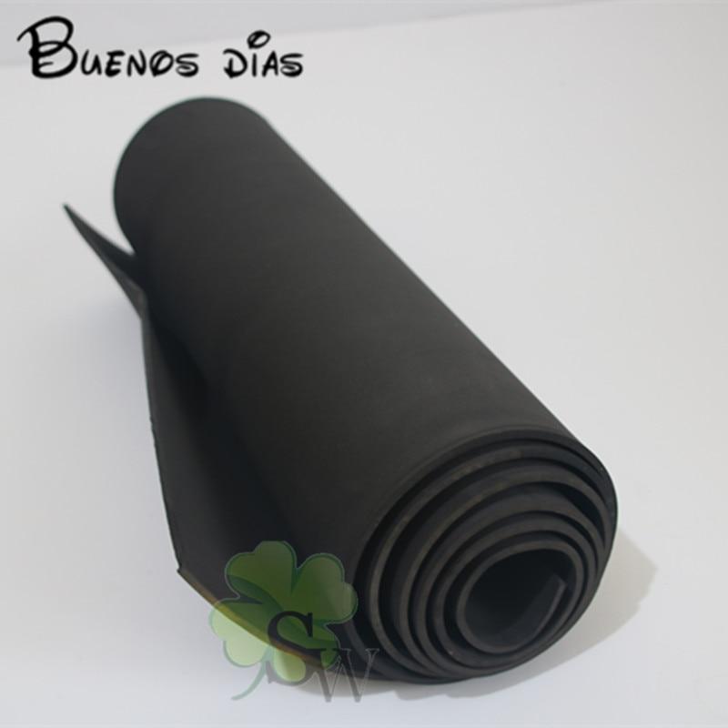 Купить с кэшбэком 5mm thick black color 45 degree Eva foam Craft sheets, Easy to cut,Handmade cosplay material