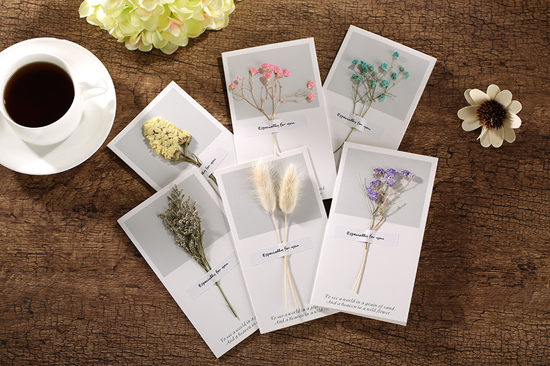 12-Pack 3D Vintage All Occasion Elegant Greeting Cards Birthday Card Exquisite Thank You Sympathy Card Mini Blessing Think of You Greeting Card With Handmade DIY Package /& Envelopes and Stickers.