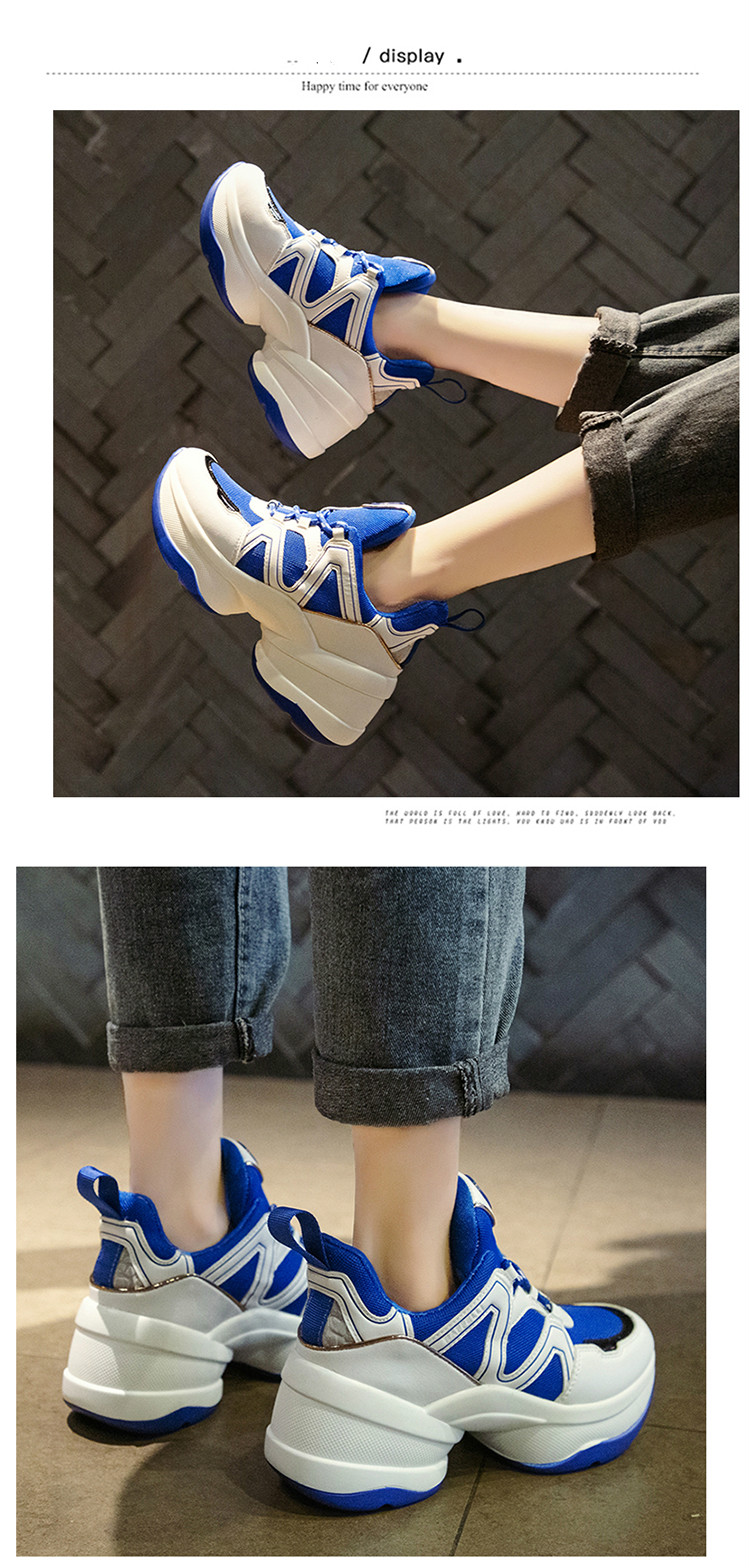 Luxury Women Sneakers Mixed Color 4