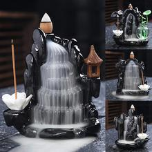 Ceramic Smoke Censer Waterfall Backflow Home-Decor Handicraft Hot-Sales New-Arrival