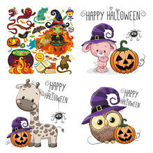 ZOTOONE Halloween Patches For Clothing DIY Clothes Decoration Patch A-level Washable Heat Press Appliques