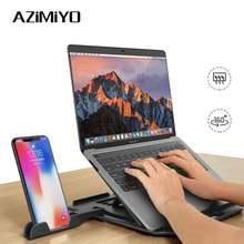 Azimiyo держатель для ноутбука с вращающейся на 360 градусов