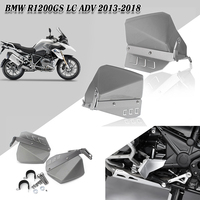 Foot Feet Splash Shield Revised for BMW R1200GS LC Adventure ADV 2012 2013 2014 2015 2016 2017 2018 Brake and Shift Shield Cover