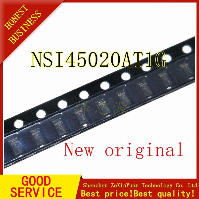 10pcs/lot New NSI45020AT1G NSI45020 SOD-123 Constant Current Regulator