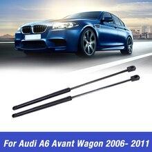 цена Tailgate Lift Supports For Audi A6 Avant Wagon 2006- 2011 Gas Spring Shock Lift Strut Struts Bar Rod 2007 2008 2009 2010 онлайн в 2017 году