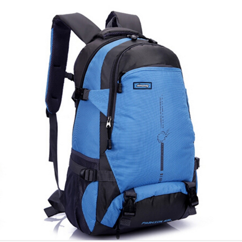 AliExpress Hot Selling Outdoor Sports Backpack Mountaineering Bag 45l Men And Women Hiking Backpack