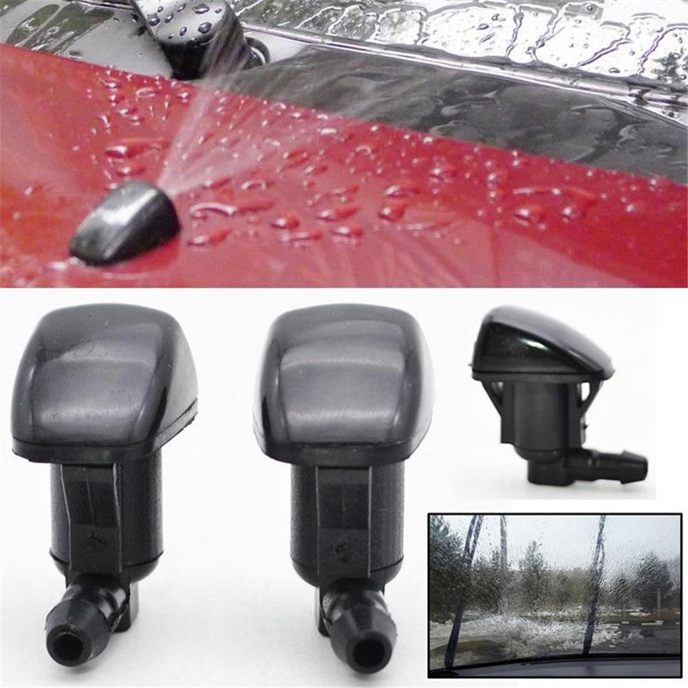 Windshield Wiper Water Washer Nozzle For Toyota Sienna Corolla Solara 2004~2011