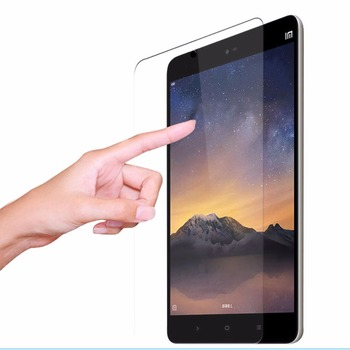 Clear Glossy LCD Screen Protector Protective Film for Xiaomi Mipad 2 Tablet 7.9 image