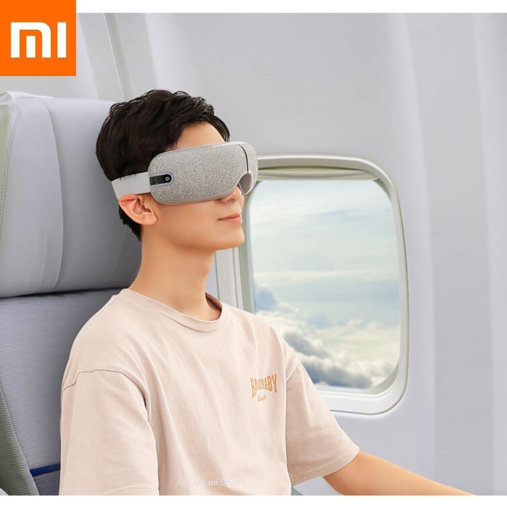 XIOAMI Momoda 3Modes Rechargeable repliable masseur pour les yeux Xiomi Smart masque pour les yeux Relax graphène thermostatique chauffage pétrissage voyage