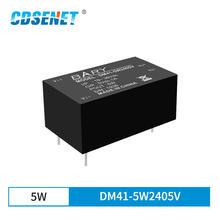 DC-DC Isolated Buck Power Supply Module DM41-5W2405V DIP 5W 18-36Vdc Ultra Small Volume Power Modules