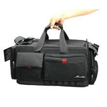 חדש מקצועי וידאו וידאו מצלמה תיק עבור Panasonic Sony EA50 Z5C EX280 HD1500C MDH1 MDH2 130 HM85 0619