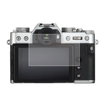Перейти на Алиэкспресс и купить Закаленное стекло для FUJIFILM XT10 XT20 XT30 XF10 XT100 X E3 XE3 A1 A2 XA1 XA2, защитная пленка для экрана
