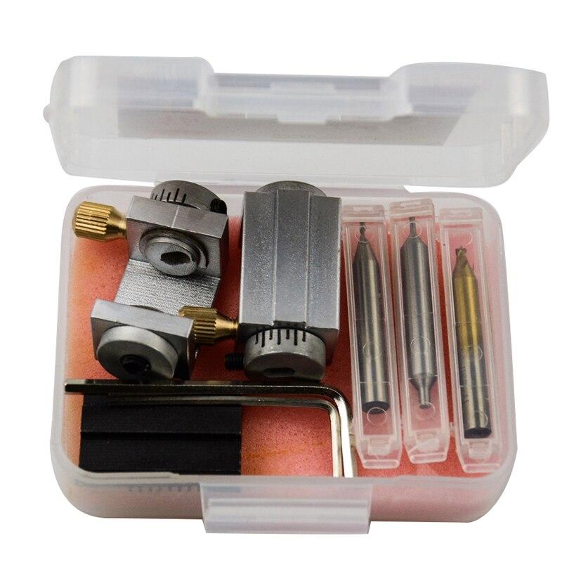 Car Key Cutter Fixture Key Copy Copier Accessories Key Grip Tool Locksmith Tool for Ford Jaguar/Mondeo