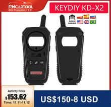 2020 OBD2 Key Programmer tool KEYDIY KD X2 Car Key Garage Door Remote kd x2 Generater/Chip Reader/Frequency with free shipping