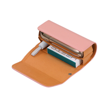 High Quality Fashion Flip For Iqos 3 Double Book Cover Case Pouch Bag Holder Cover Wallet