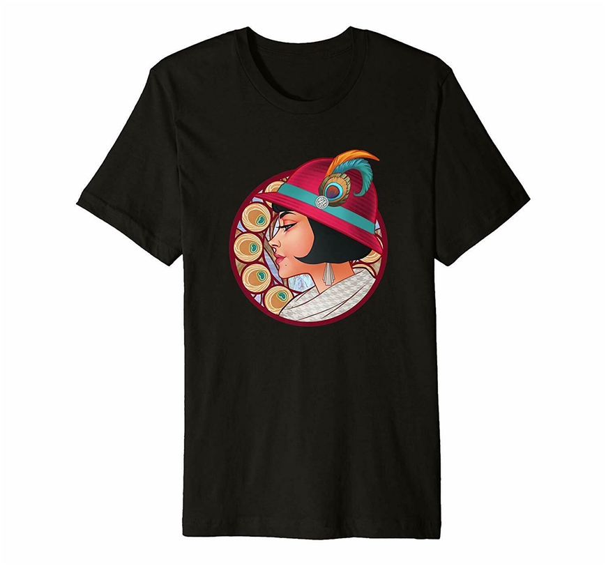 Voyage de June'S objet caché Art Nouveau juin Logo Gaming noir T-Shirt S-6Xl tendance Streetwear T-Shirt