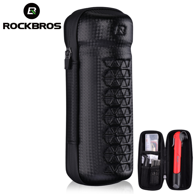 Bicycle Zip Case Tool Bag Mountain Bike Repair Kit Waterproof Capsule Box For /""