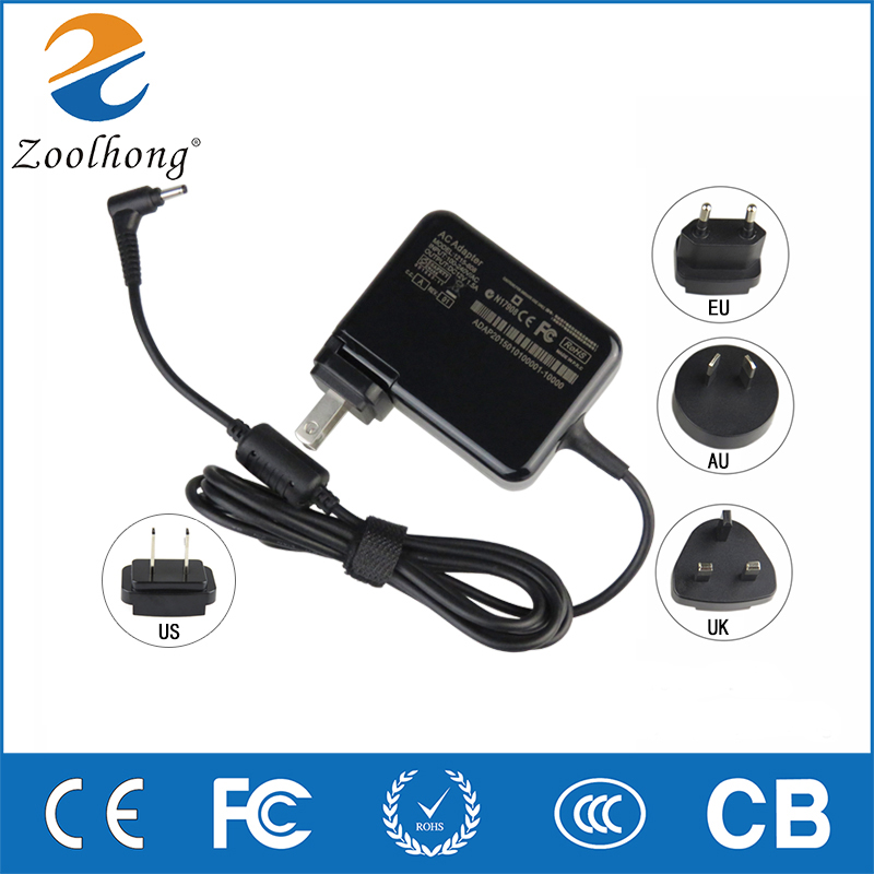 12V 1.5A  4 Plug in 1 Tablet Charger for Acer Iconia Tab W3 W3 810 Aspire Switch 10 A100 A101 A200 A210 A211 A500 A501 Power|charger for acer aspire|acer charger|charger acer - title=
