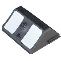 Entrance Garage Easy Install Home Security Camera Motion Sensor Solar Powered Yard 1080P Wall Lamp IP67 Waterproof 2 In 1