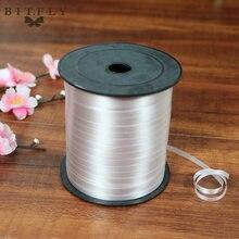 250 ярдов лента для воздушных шаров пластиковый рулон поделок