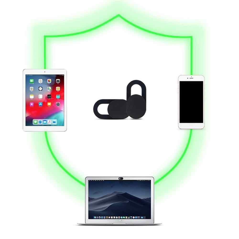 3Pcs Macchina Fotografica Del Telefono Mobile Coperchio di Protezione Coperchio Scorrevole Privacy Autoadesivo Lente Anti-Peep Per Il Computer Portatile di Protezione Sticker