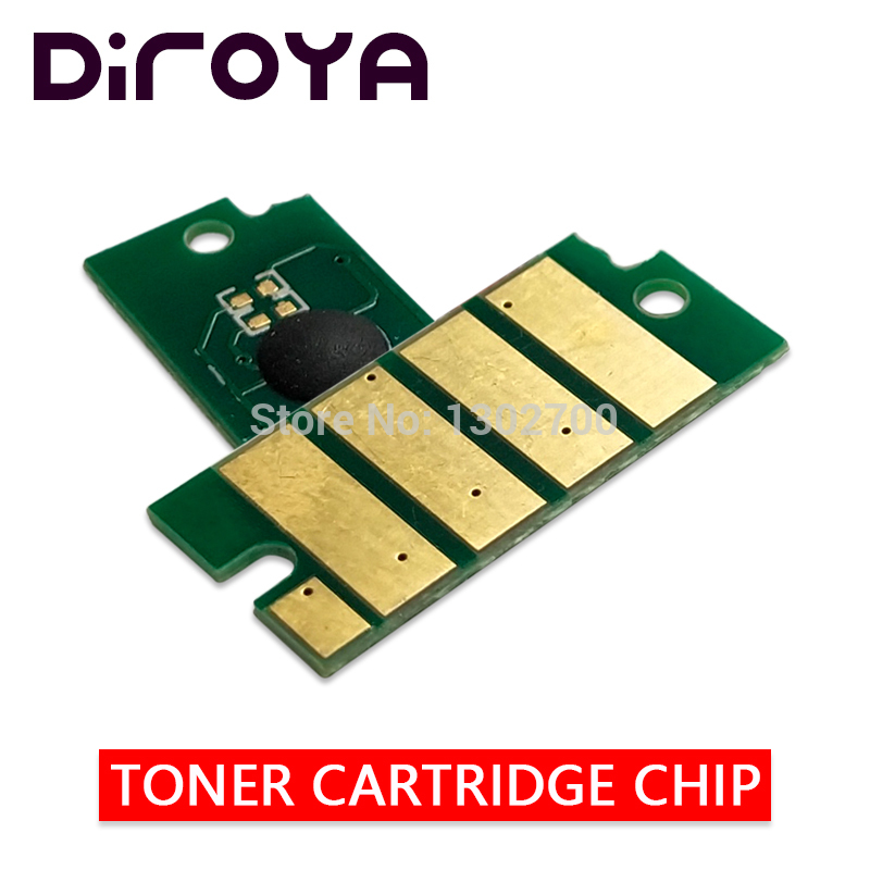 1PCS Black Laser Chip For Xerox WorkCentre 3045  Phaser 3010 3040 Toner Cartridge 106R02180 106R02181 106R02182 106R02183 Chips