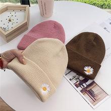 Шапки для женщин модная Повседневная вязаная зимняя шапка с