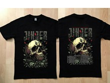 Camisa micro summr jinjer ue tour t(China)