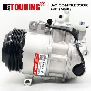Image 2 - For 6SEU16C ac compressor Mercedes W204 S204 W212 S212 X204 A207 C207 A0012305011 0012305011 0022303111 A0022303811 A0022305111