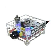 6J1 Tube Amplifier Preamp Board Bile Buffer Volume Control Tone Preamplifier Sound Block Preamp and HIFI Dual Channel Amplifiers assembeld hifi nac152 preamplifier board base on naim nac152xs preamp