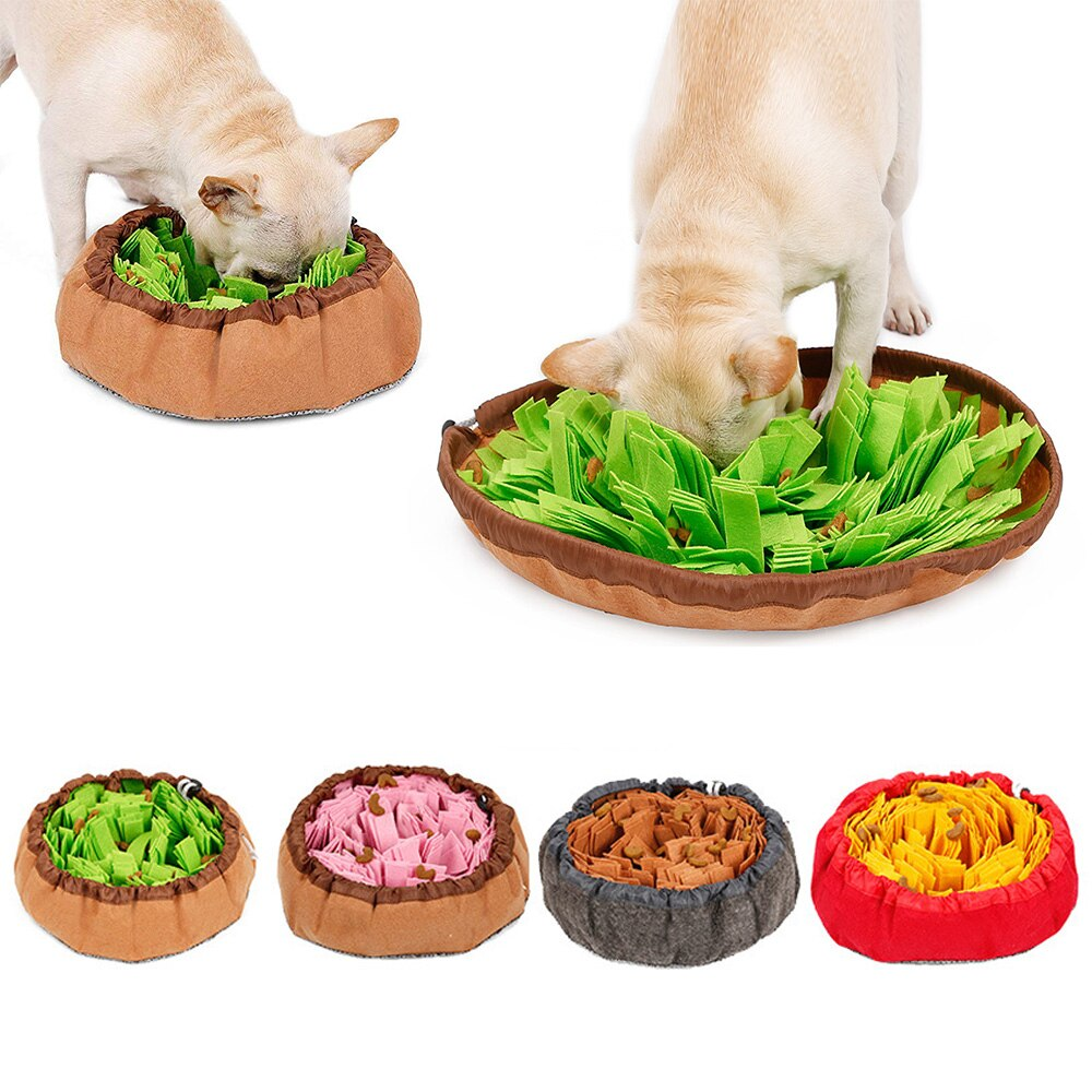 font b Pet b font Smelling Mat font b Pet b font Educational Toys Dog