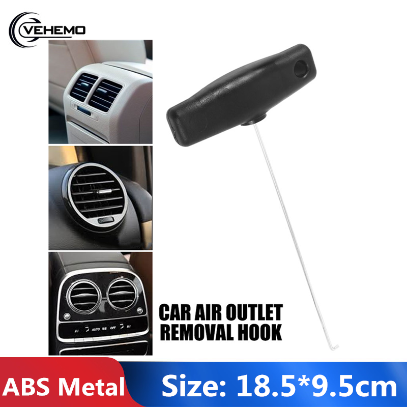 2019 Air Outlet Remover Instrument Clusters Dashboard Removal Hook For Mercedes-Benz Audi Porsche Skoda VW Car Drop Shipping